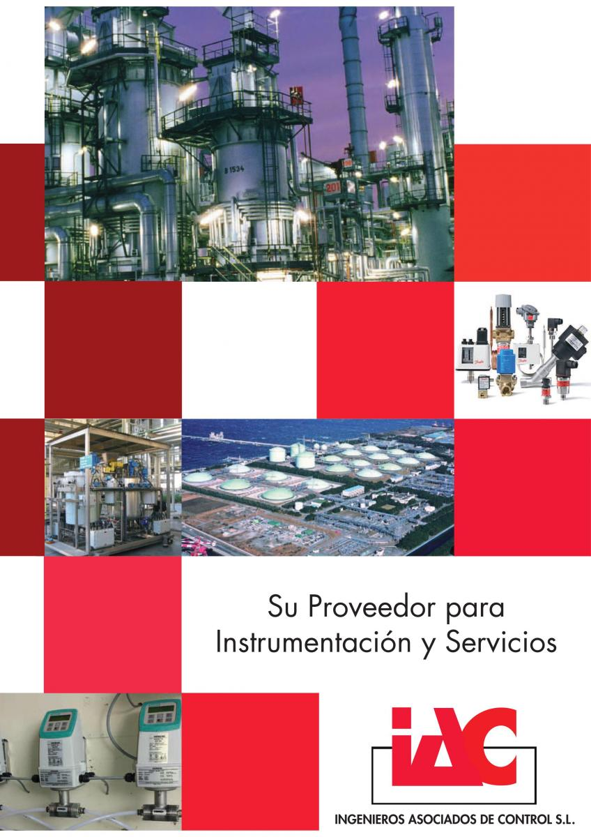 CATALOGO DE PRODUCTOS IAC